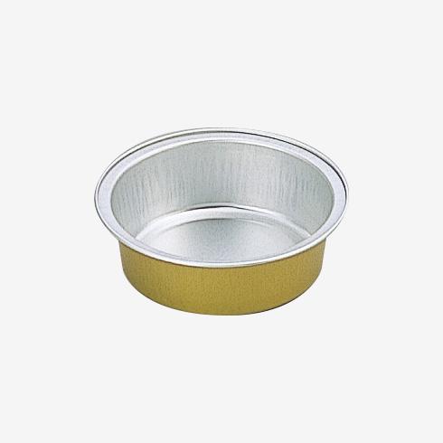 3080NG 80ml 丸型 〔ゴールド〕