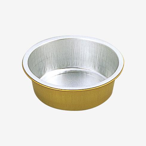 3150NG 150ml 丸型 〔ゴールド〕